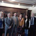 Встреча с российскими партнерами из Нижегородского государственного университета им. Н.И. Лобачевского